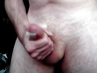 I Love To Wank My Pierced Cock