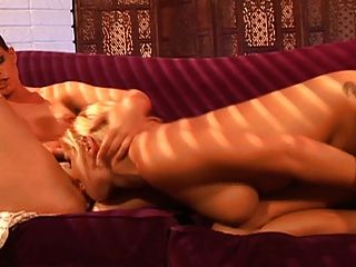 Two Lesbians Licking Pussy And Using Dildos