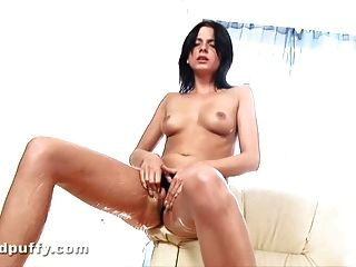 Monika Benz Loves To Feel Her Wet Pussy