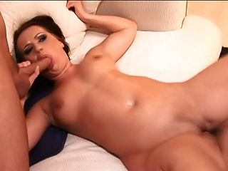 Voluptuos Slut Taking 3 Cock Everywhere