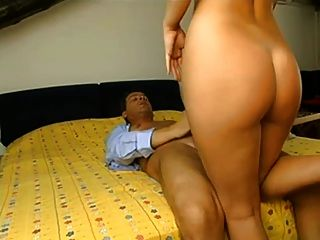 Naughty Girl Fucked In The Ass