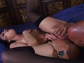 Brunette Milf Fucking Hot Cock...usb