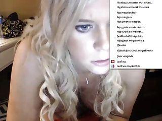 Barefoot Busty Webcam Girl Huge Squirt
