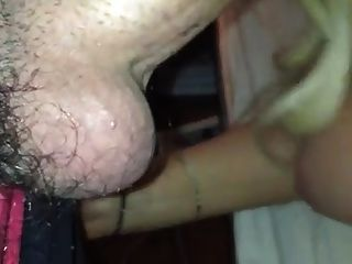 British Hottie Working My Cock