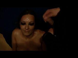 Australian Slut Wants A Cumshots Shower
