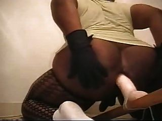 Tranny Riding Dildo