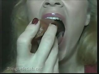 Alice Sexy Hot And Sluty Thonge Deep Troat Teas