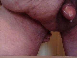 Prostate Massaging And Cumming