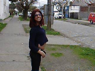 Sissy Trap Walking The Street