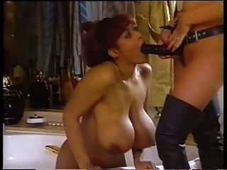 Persia Lesbian Scene After Implants!!!