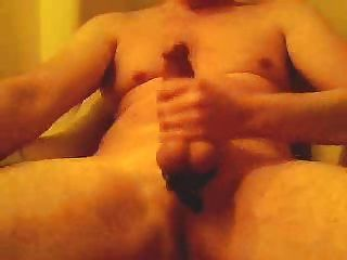 A Special Self-suck And Cum Swallowing