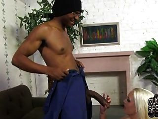 Wife Gets Creampie From Bbc In Front Of Humiliated Cuckold