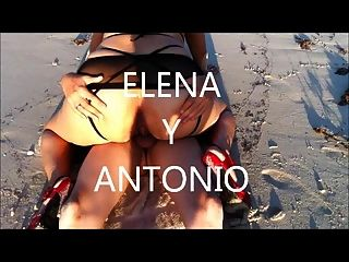 Verga En La Playa
