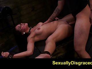 Fetishnetwork Zoey Foxx Returns For More Extreme Bondage Sex