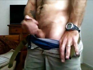Hot Guy Jerking