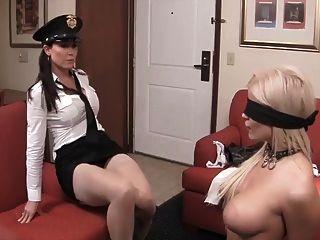 Lesbian Foot Slave