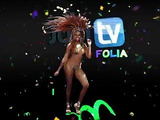 Hot Samba Dancing 2012 - Vinheta Musa