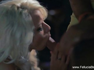 Cfnm Blowjob From Sensual Milf