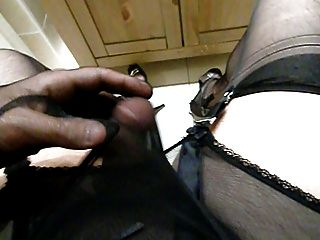 Black Stockings And Nylon