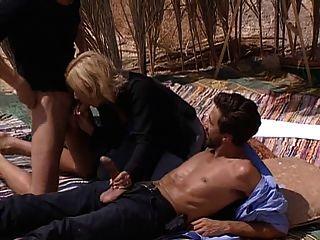 Scene #2 From Desert Camp Sex Exchange (chrystal)