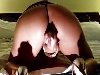 Wife Made A Hot Video Of Her Playing With Herself