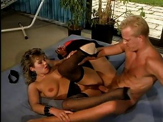 Silvia Dany & Petra Berger- 3some In A Private Club