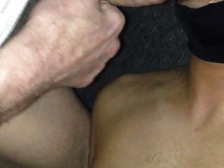 White Married Friend Cumming In My Mouth At The Office