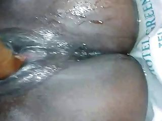 A Friend Squirting