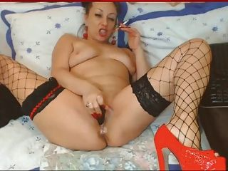 Smoking Fetish Cam Model Private Show Part 3