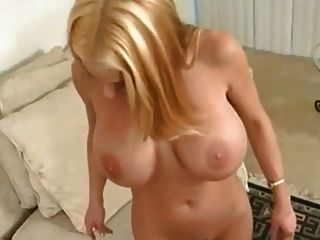 Gorgeous Big Tits Blonde Get Fucked