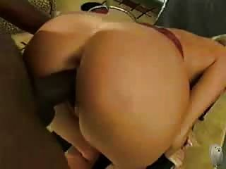Hot Blonde Sophie Fucked By A Big Black Dick
