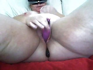 Horny Fat Bbw Ex Gf Masturbating Her Wet Dripping Pussy