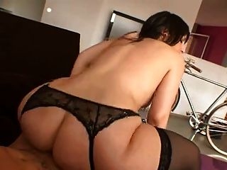 Pawg Bounce On Cock