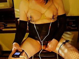 Cd Electro Hot Nipples Pain