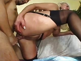 Sexy Milf Getting The Cock