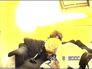 Alison Thighbootboy And Susie - Cock Sucking Trannies