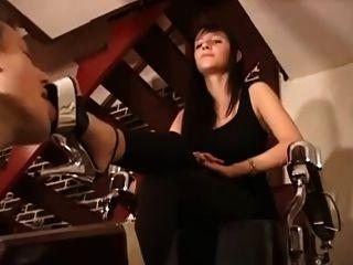 Lick My Heels Slave