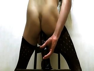 Monster Dildo Ass Fuck
