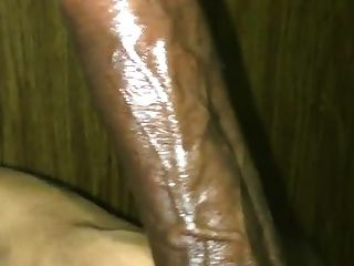 My Big Black Cock Who Wants It?