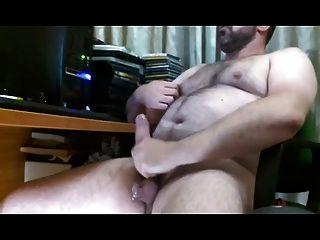 Hot Bear Cumming