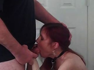 Spraying Cum On Her Face (mature Amateur)