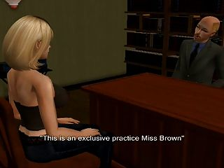 Sims 2 Nurse Brown - The Life And Hard Times Of...