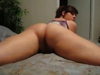 Fine Ass White Girl On Cam