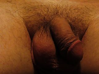 Close-up Of Small Dick Growing