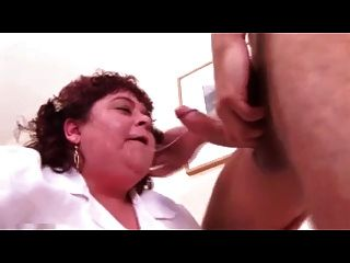 Bbw Head #330 (fat Granny Mature Maid Facefucked)