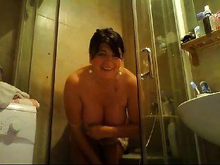 Hot Milf Shower