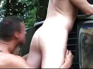Militares Jodiendo En El Bosque