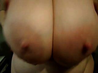 Boobs = Funbags Huge Knockers