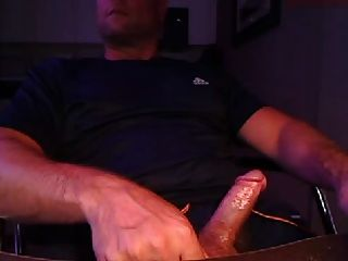 Eating My Thick Cum