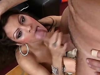 Crazy Hardcore For A Hot Latina